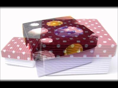 Cajas para regalo de carton corrugado