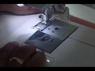 Como coser dobladillo bastilla o falso invisible