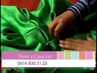 DetallesMagicos con MimiLuna Invitada Nancy Guacare Proyecto Drapeado Navideño