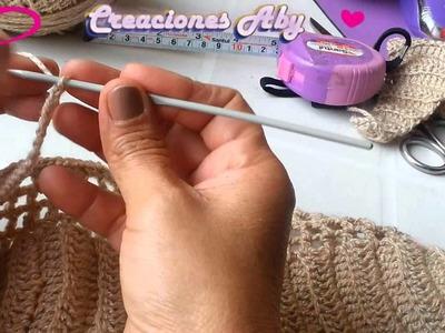 Vincha Cautivadora a Crochet  5ta parte