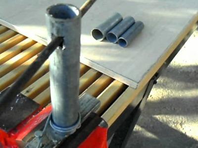 Curvadora de alambre artesana (2)