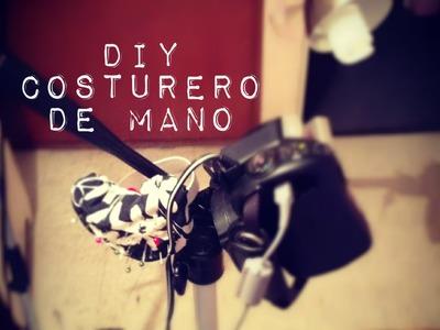 DIY Alfiletero de Mano | Gitcoh