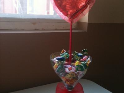 Dulcero para Día de San Valentín - Primera parte -