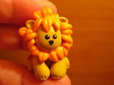 León en Porcelana Fria