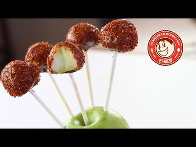 Manzanas con Chile. Caramelo - El Guzii