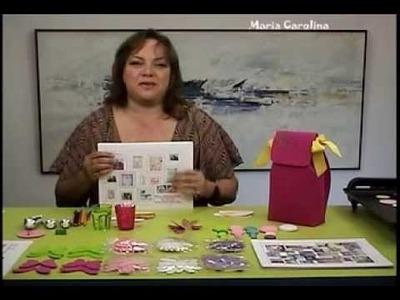 Maria Carolina Rugero Decoracion del morralito 3.3