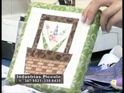 Video de Patchwork Piccolo con Reglas de Formas 1