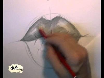 Como dibujar bocas
