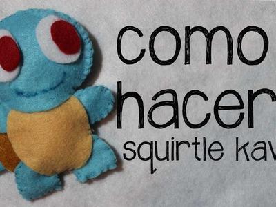 #comohacer #6  squirtle kawaii pokemon