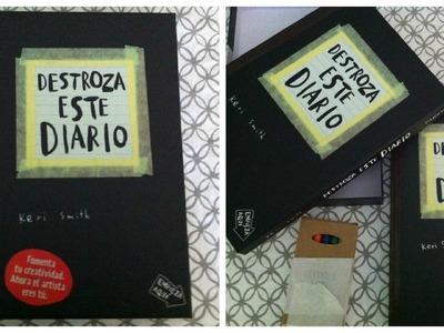 Destroza este diario #1 ijaelachi Mi Cuaderno de Arte Audio Corregido