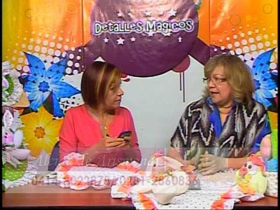 DetallesMagicos con MimiLuna Invitada Alexa de Bautista Muñequeria parte 3