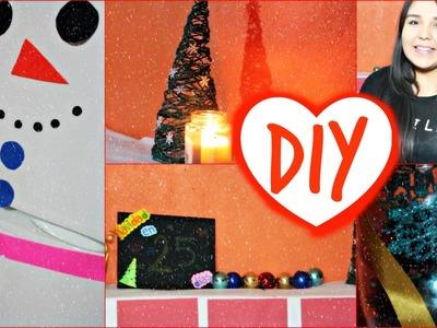 DIY Decora tu casa para navidad FACIL&BONITO :)
