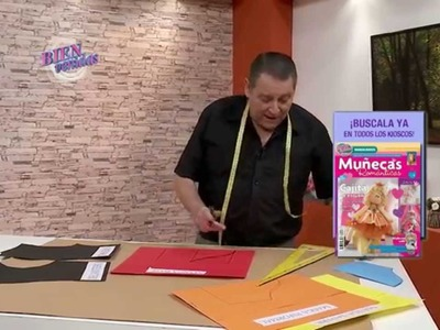 Hermenegildo Zampar  - Bienvenidas TV en HD - Nos enseña a dibujar mangas con distintos embebidos
