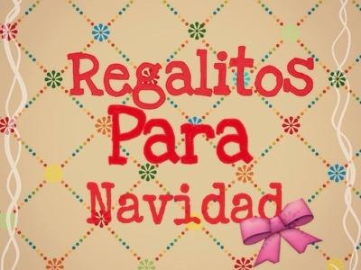 !!!REGALITOS PARA NAVIDAD!!! (reciclado)