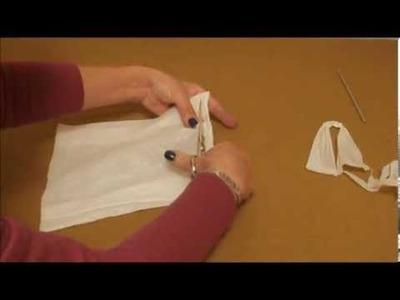 Video Tutorial para reciclar bolsas de plastico