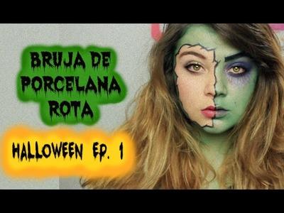 Bruja Rota (Inspirado en Bruja Muriel de Hansel y Gretel) - Halloween - Maqui015 ♥