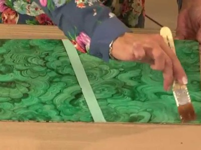 Como aplicar barnices - Barnizar superficies - Tutorial - Lidia Gonzalez Varela