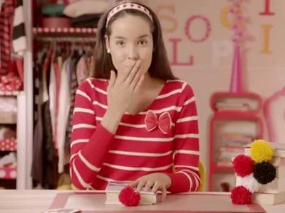 "Disney Channel España | Minnie&You (T2) ""Marcapáginas"""