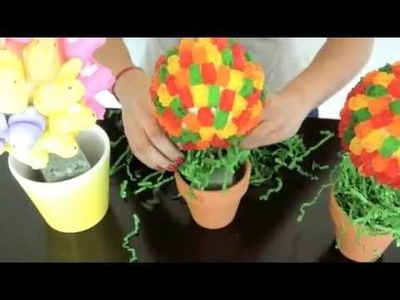DIY- Centro de Mesa Fiesta Infantil