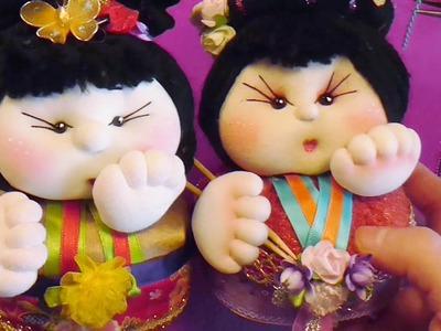 Gordita geisha segunda parte y final 2.2, manualilolis, video 64