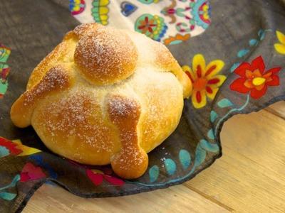 Receta de pan de muerto casero por la argüendera