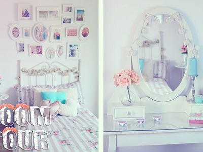 ROOM TOUR ♡ 2015 | A Little Too Often