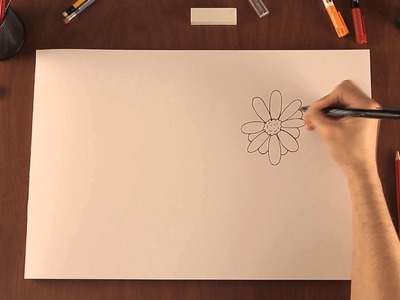 Cómo dibujar flores : Tips de dibujo