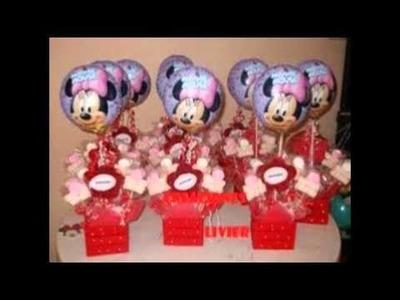 Dulceros de Minnie Mouse