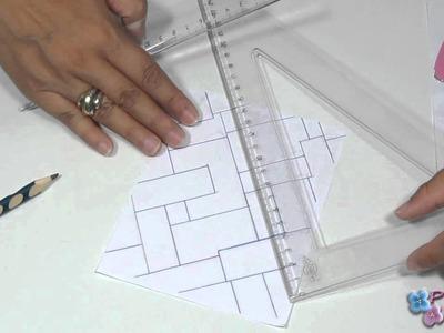 *How to Parallel Lines* Dibujar Lineas Paralelas Pintura Facil Para Ti
