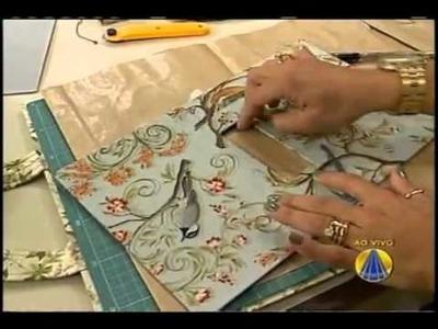 Lê Arts Artesanatos - Costura artesanal - Sabor de Vida - 26.12