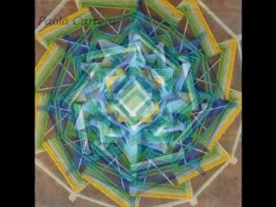 Mandala Energiía Del Color _Mandalas Remolinos