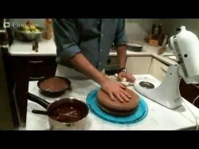 Pastel de Chocolate Hershey's - Clase Menudiando