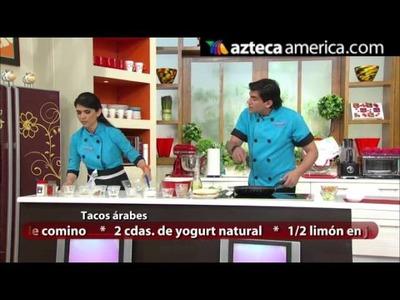 Tacos Arabes. La Cocina de Yolo