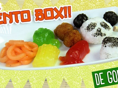 Cómo hacer Bento dulce! - Mini kawaii Popin Cookin ✎ Craftingeek
