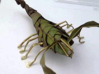 Escorpión de pencas
