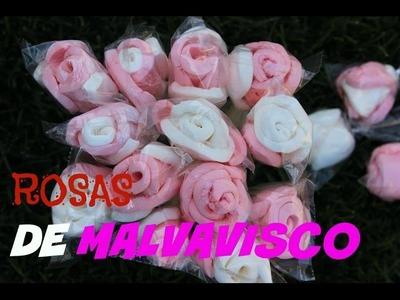 RAMO DE FLORES CON BOMBONES | REGALO PARA DIA DE LAS MADRES | NUESTRACASA2013