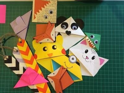 DIY. Cómo hacer fácilmente separadores de libros