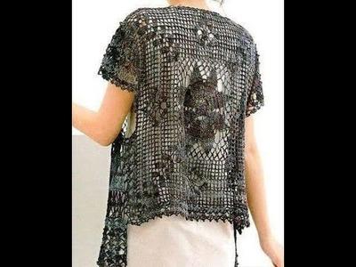 Blusas, Suéter, Vestidos a  Crochet