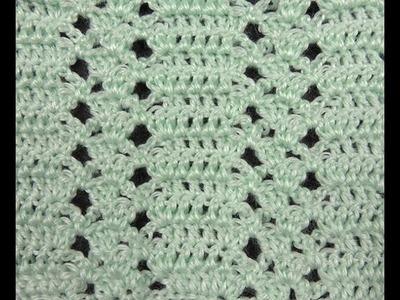 Crochet : Punto Calado # 17