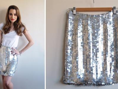 DIY: Falda de fiesta (patrones descargables gratis)