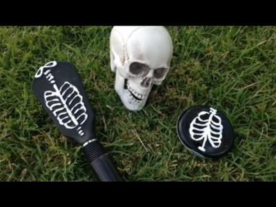 DIY Skeleton !!!! Esqueleto !!!! Personaliza tus accesorios