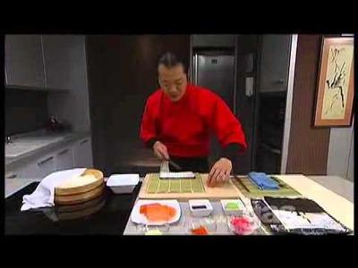 Oriental y tal- haciendo sushi - making sushi_clip2