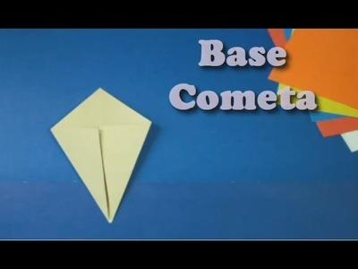 Origami - Base Cometa