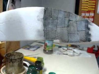 Pintura de pedras - dioramas - parte II.wmv