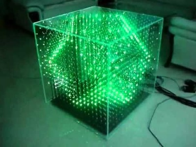 STORMLED CUBO DE LED 3D