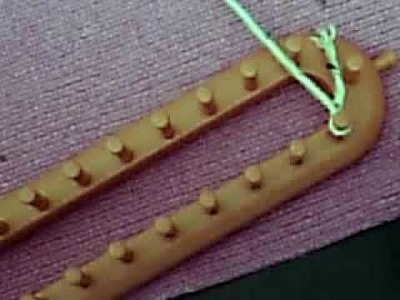 Zig-zag bufanda