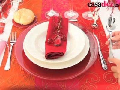 Aprende a decorar mesas navideñas (1)
