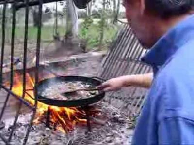 Cocina al disco de arado
