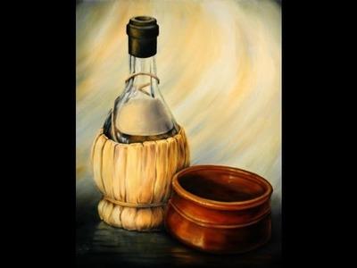 Como pintar un bodegon al oleo