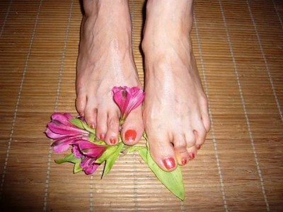 Desodorante para pies.Mal olor, hongos, pie de atleta. Foot odor tip.